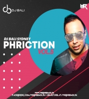 DJ Bali Sydney - Phriction Vol.5