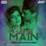 Gali Gali Main ( Retro ) - Herin - Amit Sharma Remix