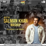 Best Of Salman Khan Mashup - Dj Ayan X Av Remix