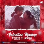 Valentine Mashup - DJ Harshit Shah x Harsh GFX